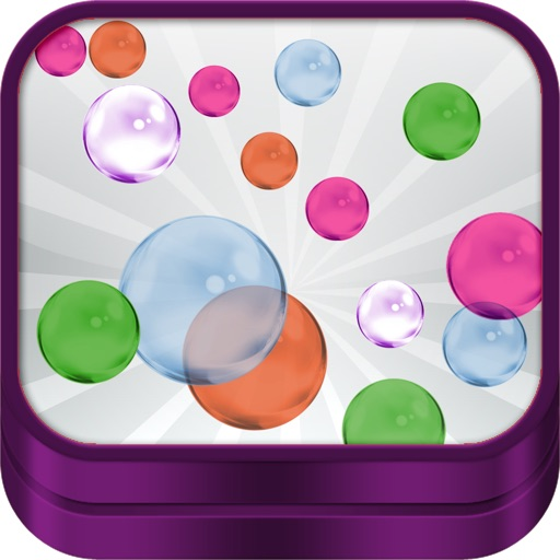 Color Bubbles Pop Mania - Cute Fun Simple Silly Boys and Girls Game (Free HD Kids Games)