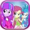 Pony Girls Descendants Jr– Dress Up Games for Free