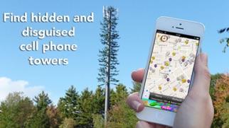 Find Tower - Locate 4G antenna Скриншоты3