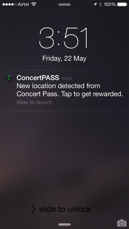 concertpass screenshot-3