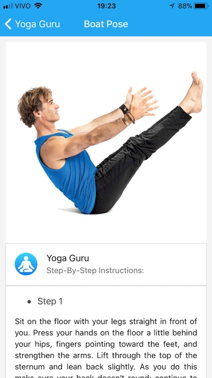 Yoga Guru: Daily Plans & Poses screenshot-4