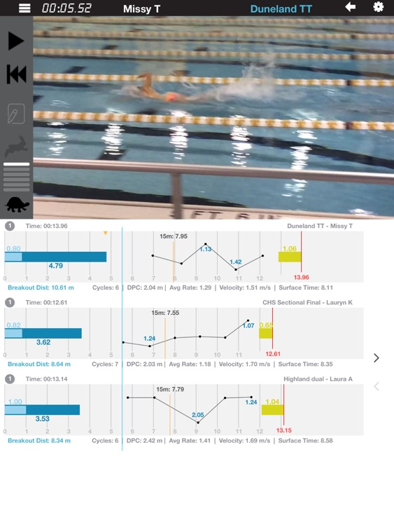 SwimHero RA Plus screenshot-4