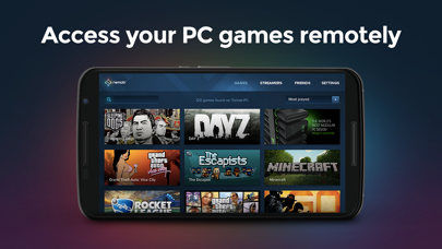 Screenshot from Remotr