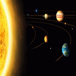 Solar System 3D Simulation Astronomy App for kids