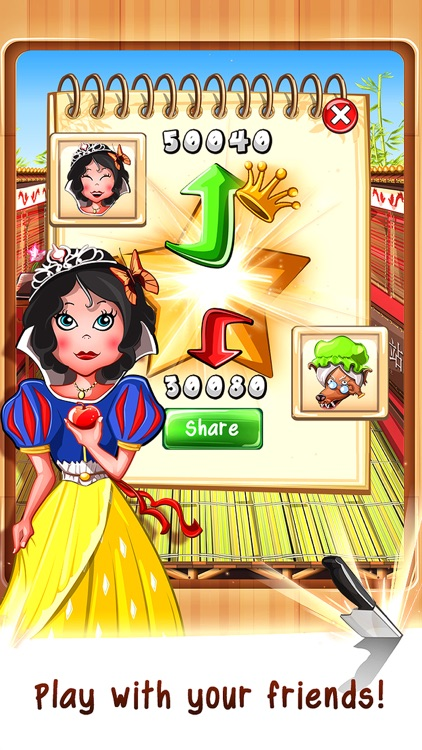 Tasty Tale - the crazy cooking puzzle game screenshot-4