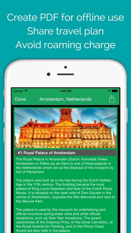 BonGEO Travel App screenshot-4