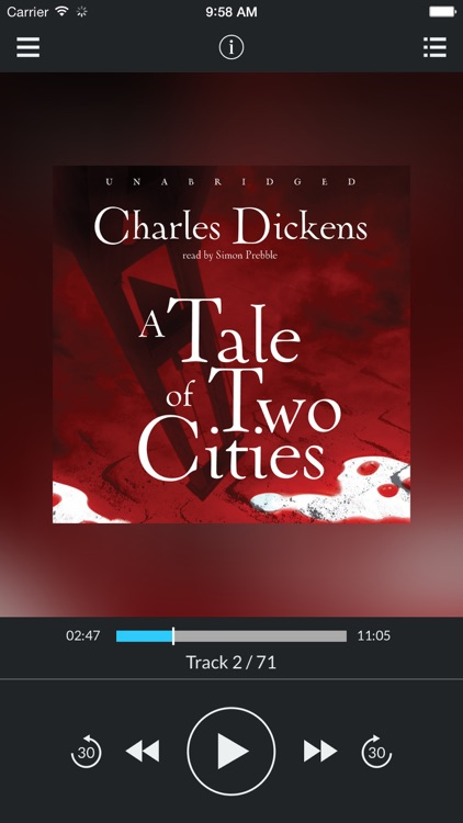 A Tale of Two Cities (by Charles Dickens)