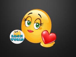 Emoji World - Love Wins!