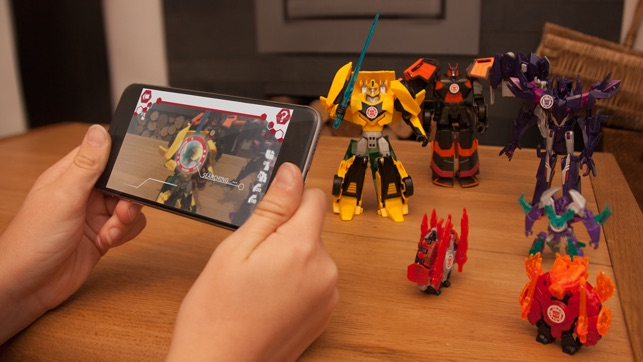 Toys For Boys 5 7 Transformers : transformers robots in disguise on the app store