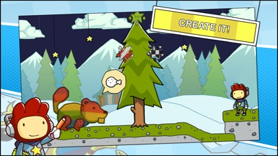 Screenshot for Scribblenauts Remix in Mexico App Store