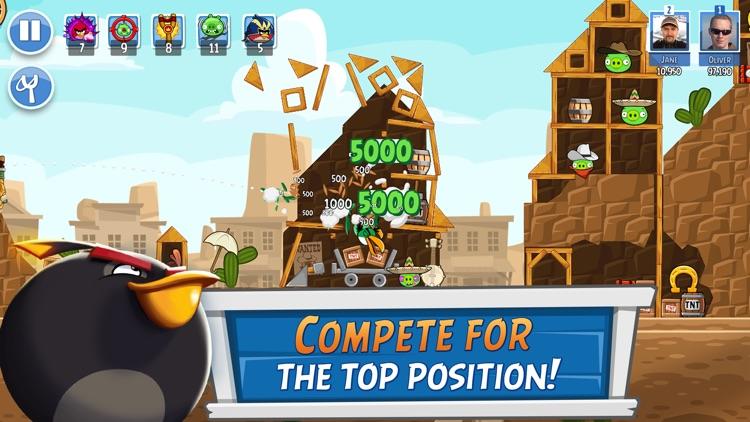 Angry Birds Friends screenshot-3
