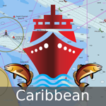 i-Boating:Caribbean Marine/Nautical Charts & Maps
