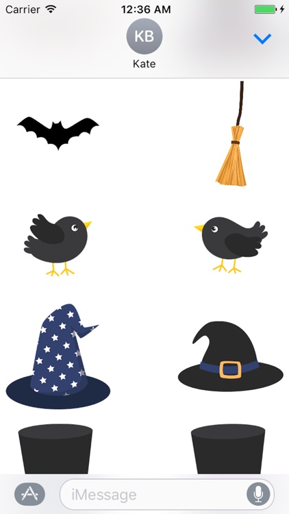 Jack O Lantern Creator Stickers screenshot-4