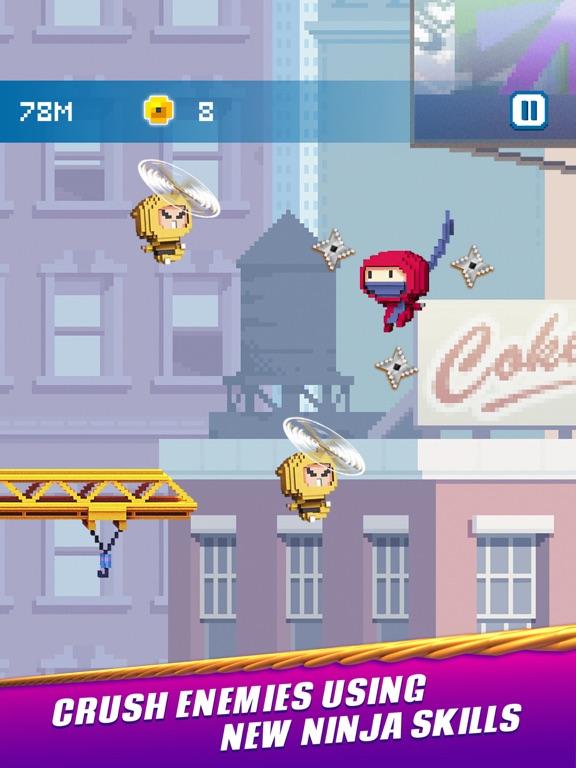 Ninja UP screenshot 2