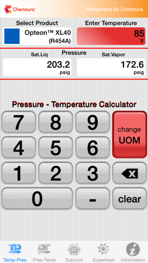 Chemours Pt Calc On The App Store