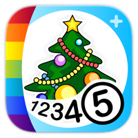 Color by Numbers - Christmas + Hack Resources Generator online