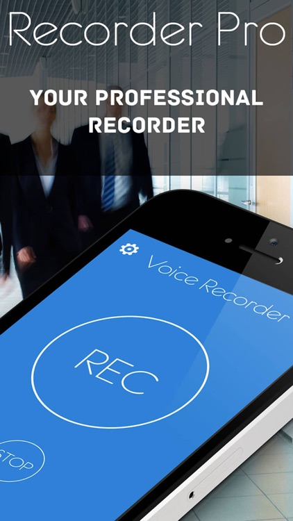 Voice Recorder - record memos and notes