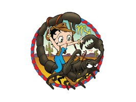 Betty Boop - Zodiac Signs Stickers
