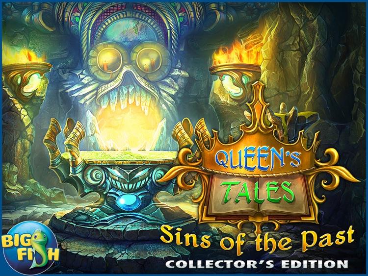 Queen's Tales: Sins of the Past HD - A Hidden Object Adventure (Full) screenshot-4