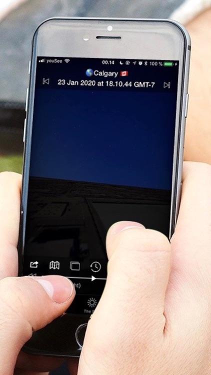 Sun and Moon Sky Finder AR Pro screenshot-8
