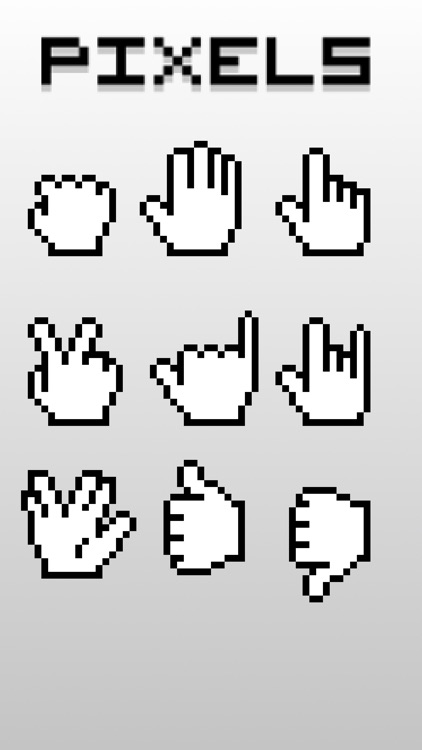 Pixels Sticker Pack