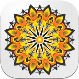 Mandala Coloring for Adults - Adults Coloring Book