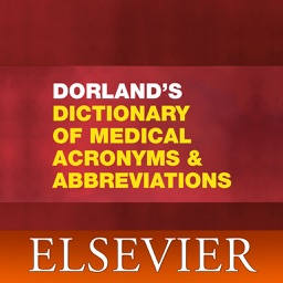 Dorland's Medical Acronyms and Abbreviations