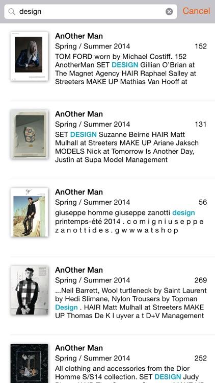 AnOther Man screenshot-3