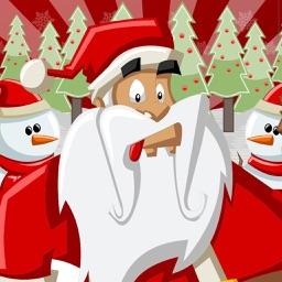 Santa Christmas Run Free:  A Holiday Tap Adventure Game