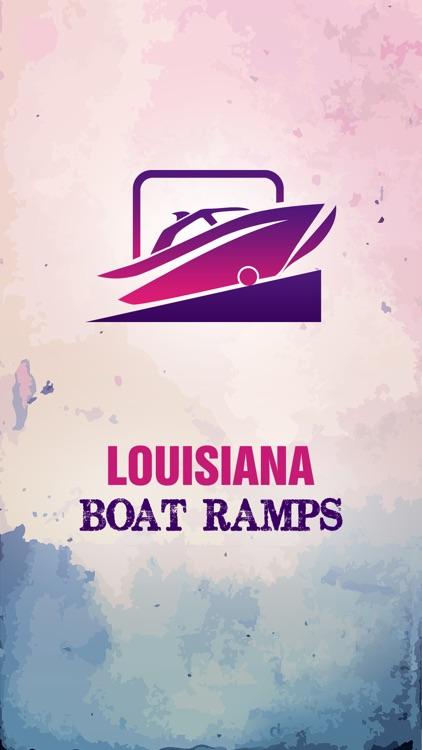 Louisiana Boat Ramps