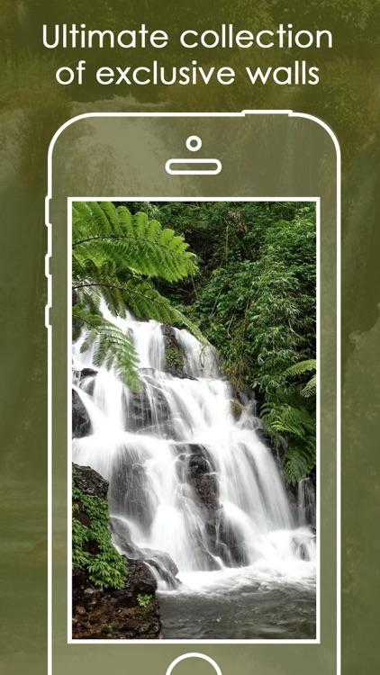 Waterfalls Wallpaper   Best Nature Backgrounds