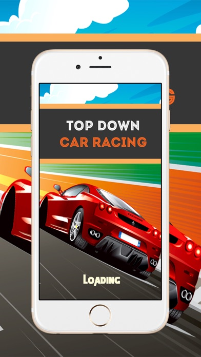 Free 2D Top Down Car Racing Real Driving 2016