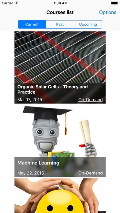 Transsera for Coursera