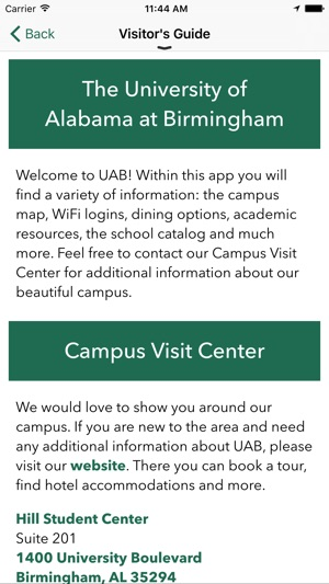 Uab On The App Store