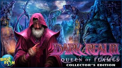 Dark Realm: Queen of Flames - A Mystical Hidden Object Adventure (Full) Screenshot 5
