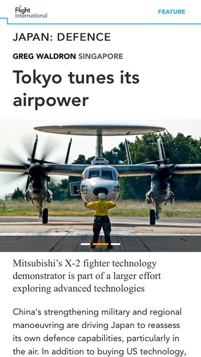 Flight International review screenshots