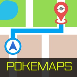 PokeMaps for Pokemon GO (Original)