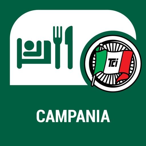 Campania – Dormire e Mangiare Touring