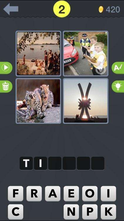 4 Imagini 1 Cuvânt screenshot-3