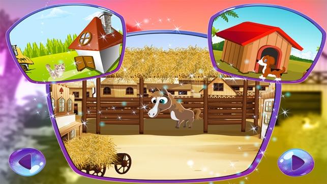 Bauen Sie Ein Haustier Haus   Design U0026 Dekorieren Das Tier Zu Hause In  Diesem Spiel Des Kindes Im App Store