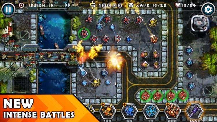 Tower Defense Zone 2 screenshot-3