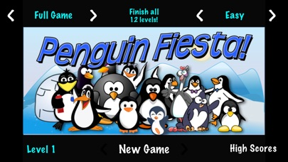 Penguin Fiesta Screenshots