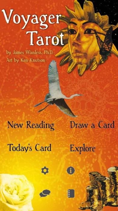 Voyager Tarotのおすすめ画像1