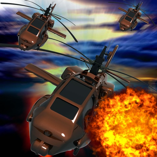 A Fast Helicopters In The Air - A Surprisingly Addictive Game