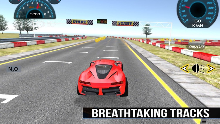 Xtreme Race Car Driving