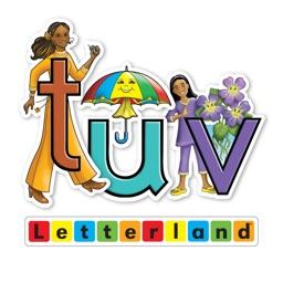 Letterland Stories TUV