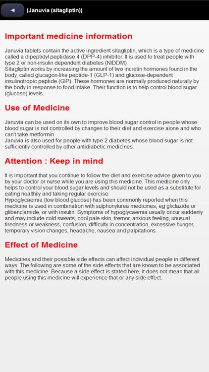 Medicine pocketbook screenshot-3