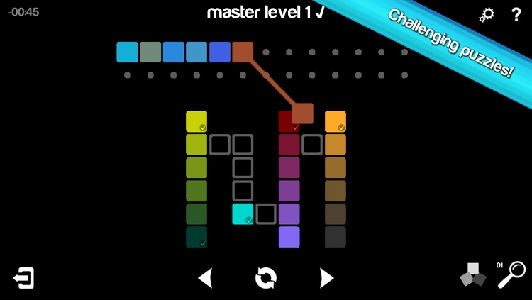 Blendoku - The Puzzle Game About Color screenshot-2