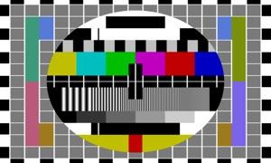 Television Clock