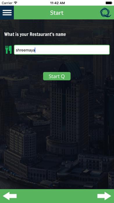 Queue Management Application (Queue) screenshot three